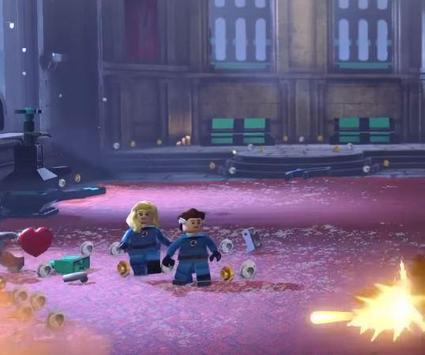 New LEGO Marvel Super Heroes Images poster