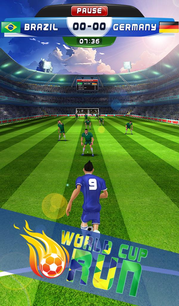 Soccer Run: Offline Football Games for Android - APK Download