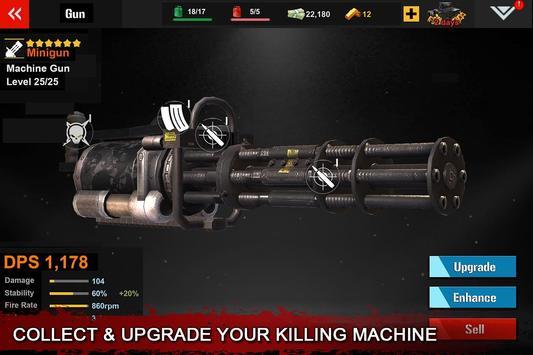 DEAD WARFARE: RPG Zombie Shooting - Gun Games screenshot 10