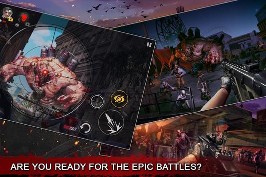 DEAD WARFARE: RPG Zombie Shooting - Gun Games screenshot 13