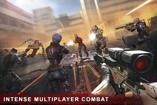 DEAD WARFARE: RPG Zombie Shooting - Gun Games screenshot 1