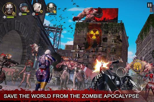 DEAD WARFARE: RPG Zombie Shooting - Gun Games screenshot 2
