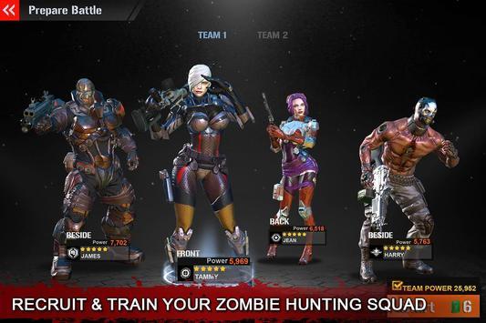 DEAD WARFARE: RPG Zombie Shooting - Gun Games screenshot 3