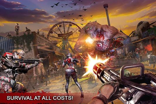 DEAD WARFARE: Zombie Shooting - Gun Games Free screenshot 4