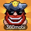 360mobi Ngôi Sao Bộ Lạc - Nện Nện Nện aplikacja