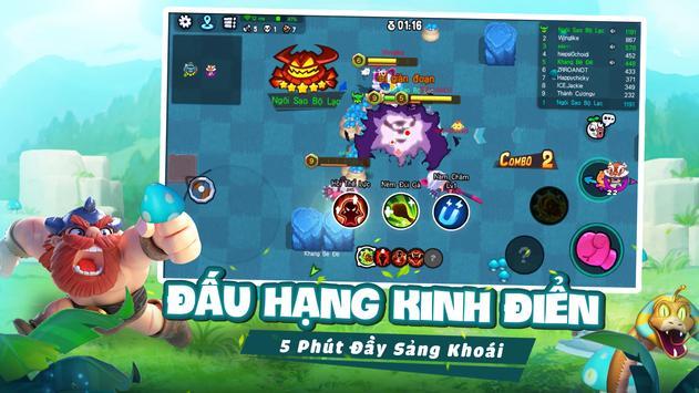 360mobi Ngôi Sao Bộ Lạc - Nện Nện Nện screenshot 1