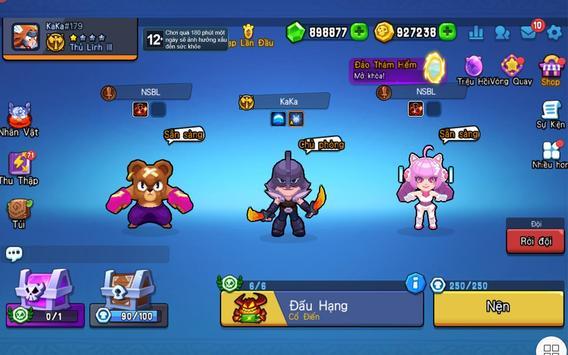 360mobi Ngôi Sao Bộ Lạc - Nện Nện Nện screenshot 4