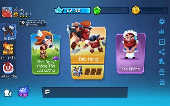 360mobi Ngôi Sao Bộ Lạc - Nện Nện Nện screenshot 5