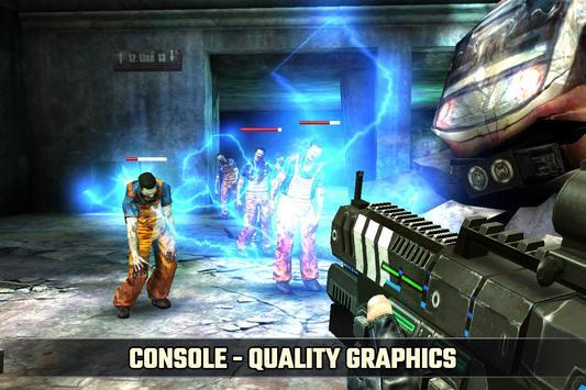 зомби апокалипсис игра: DEAD TARGET - ZOMBIE скриншот 3