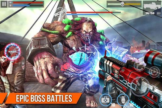 DEAD TARGET: Zombie Offline - Shooting Games screenshot 3