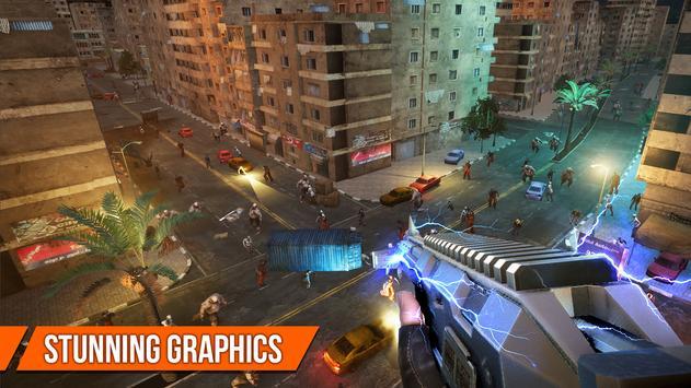 Game Offline: DEAD TARGET- Zombie Game Perang screenshot 3