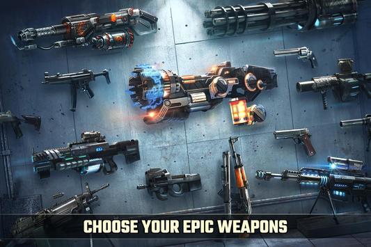 DEAD TARGET: Offline Zombie Shooting -FPS Survival poster