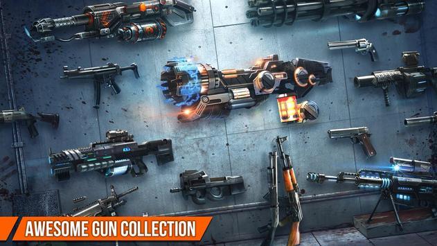 DEAD TARGET: Zombie Offline - Shooting Games poster