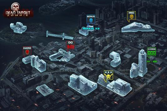 зомби апокалипсис игра: DEAD TARGET - ZOMBIE скриншот 13