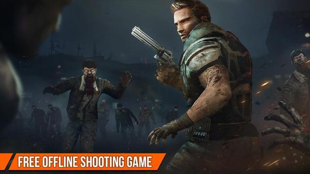 DEAD TARGET: Zombie Offline - Shooting Games screenshot 1