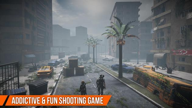 Game Offline: DEAD TARGET- Zombie Game Perang screenshot 1