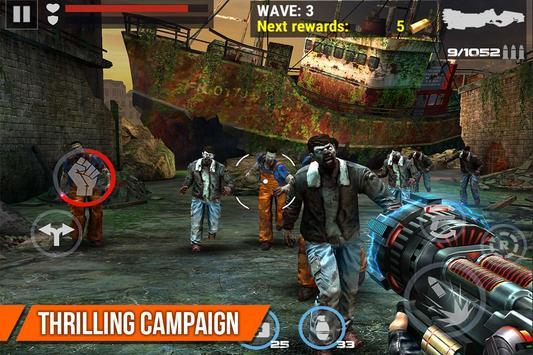 DEAD TARGET: Zombie Offline - Shooting Games screenshot 20