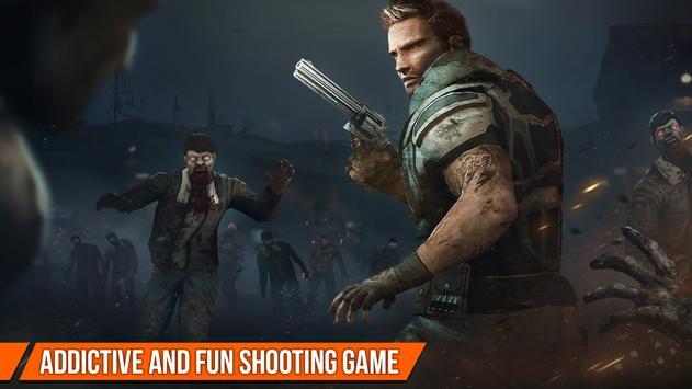 Game Offline: DEAD TARGET- Zombie Game Perang screenshot 21