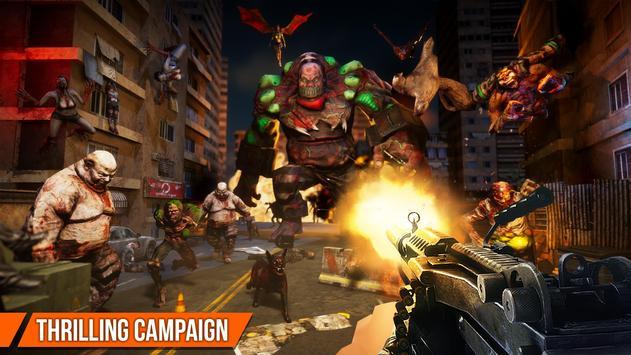 DEAD TARGET: Zombie Offline - Shooting Games screenshot 22