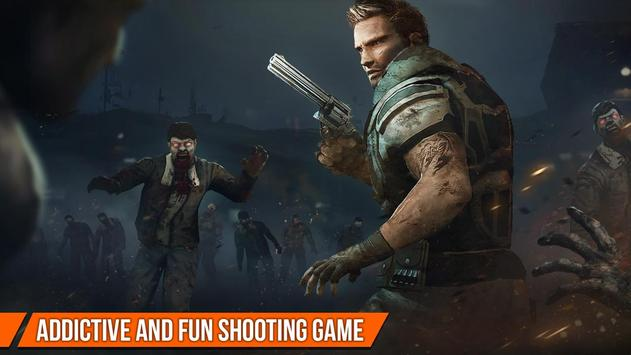 DEAD TARGET: Zombie Offline - Shooting Games screenshot 2