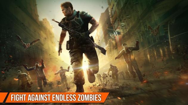 DEAD TARGET: Zombie Offline - Shooting Games screenshot 2
