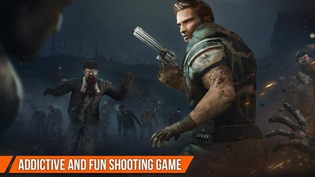 Game Offline: DEAD TARGET- Zombie Game Perang screenshot 5