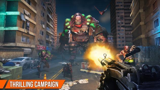 Game Offline: DEAD TARGET- Zombie Game Perang screenshot 6