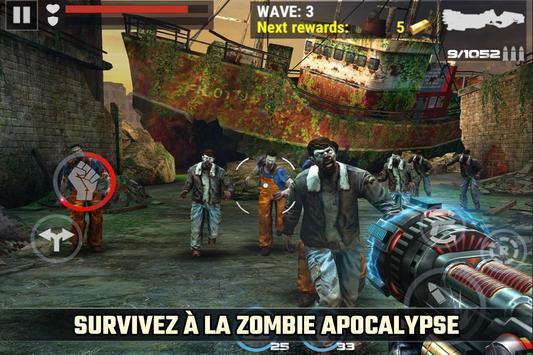 DEAD TARGET: Jeu de Tir Zombie capture d'écran 12