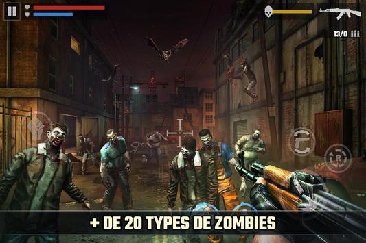 DEAD TARGET: Jeu de Tir Zombie capture d'écran 4