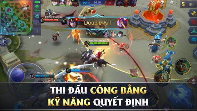 Mobile Legends: Bang Bang VNG 海報