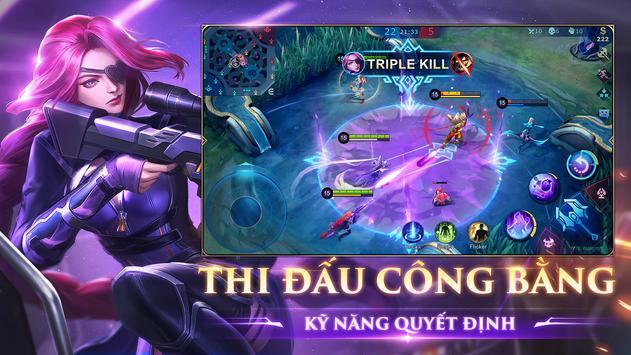 Mobile Legends: Bang Bang VNG पोस्टर