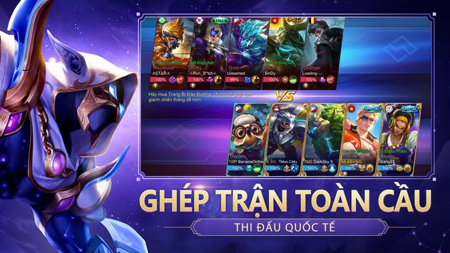 Mobile Legends: Bang Bang VNG syot layar 11