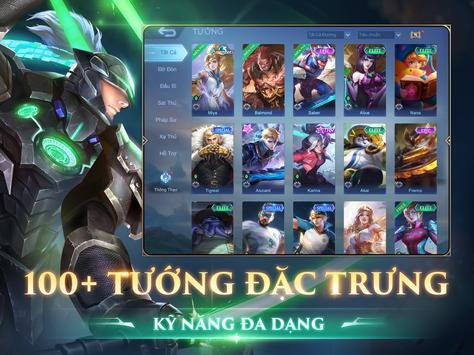Mobile Legends: Bang Bang VNG स्क्रीनशॉट 13