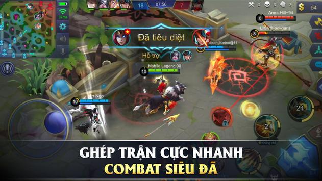 Mobile Legends: Bang Bang VNG 截圖 3