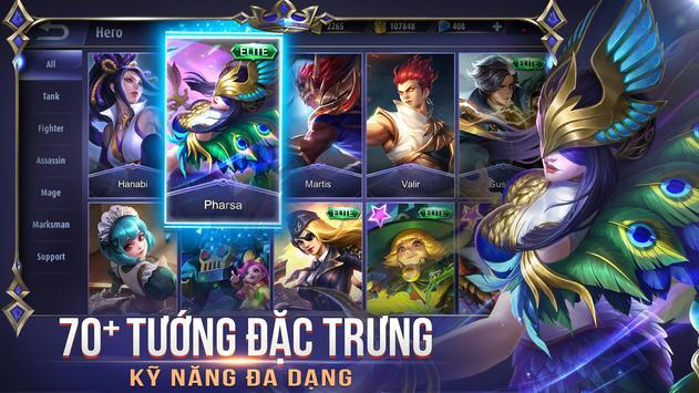 Mobile Legends: Bang Bang VNG 截图 3