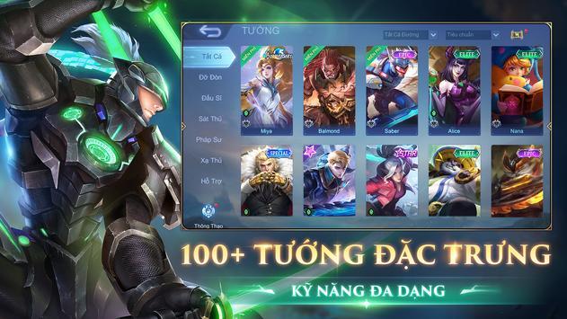 Mobile Legends: Bang Bang VNG स्क्रीनशॉट 3