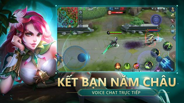 Mobile Legends: Bang Bang VNG syot layar 4