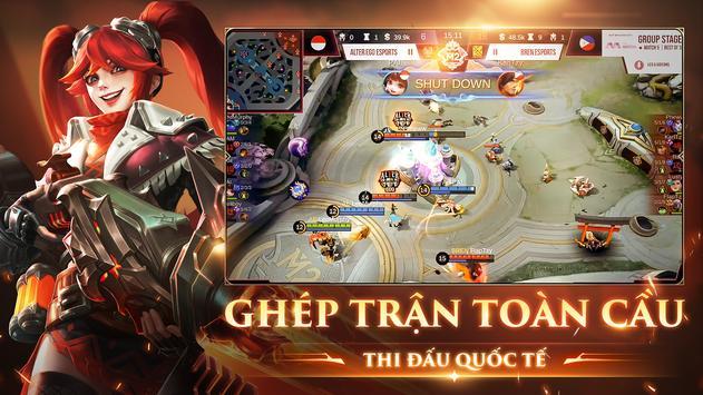 Mobile Legends: Bang Bang VNG स्क्रीनशॉट 4