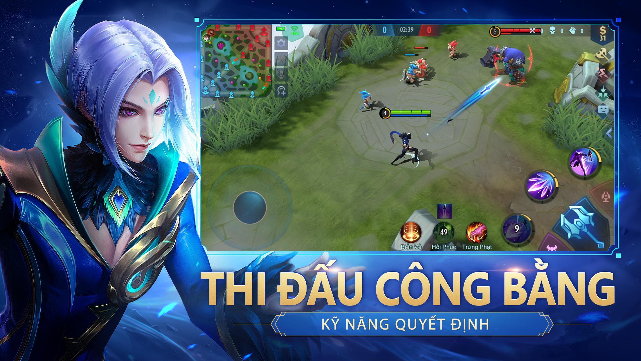 Mobile Legends: Bang Bang VNG  screenshot 11