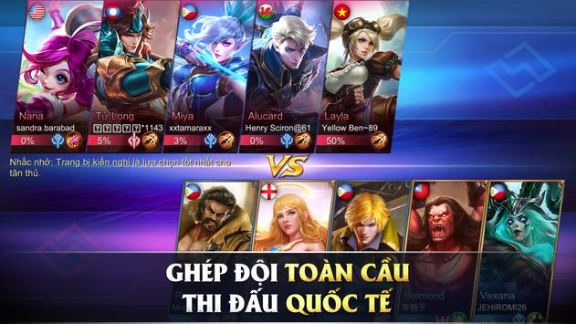 Mobile Legends: Bang Bang VNG 截圖 6