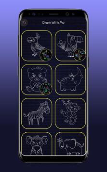 Watch & Draw - Coloring Book screenshot 4