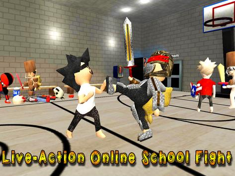 School of Chaos Online poster