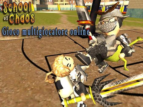 20 Schermata School of Chaos Online