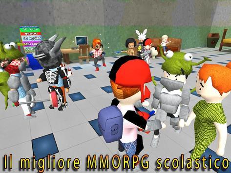 9 Schermata School of Chaos Online