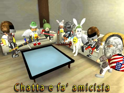 1 Schermata School of Chaos Online