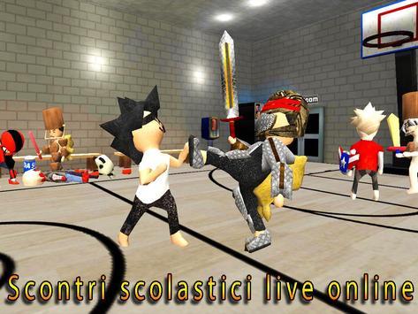 14 Schermata School of Chaos Online