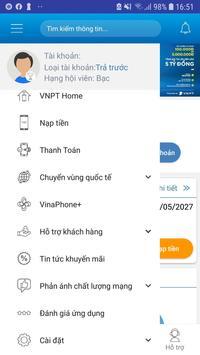 My VNPT screenshot 2