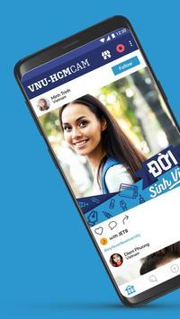 VNU-HCM Cam poster