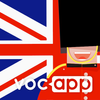 Learn English Vocab: VocApp English Flash cards icon