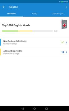 Learn English Vocab: VocApp English Flash cards screenshot 7